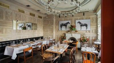 Photo of American Restaurant Saxon + Parole at Спиридоньевский Пер., 12/9, Москва, Russia