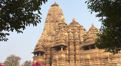 Photo of Historic Site Lakshmana Temple at Western Group, Khajuraho, India