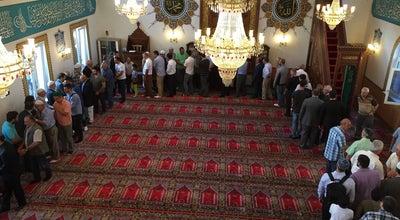 Photo of Mosque Yavuz Sultan Selim Camii DİTİB Moschee Heidelberg at Hatschek Straße 20, Heidelberg 69126, Germany