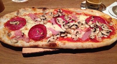 Photo of Italian Restaurant La Rustica at Karmelitenstr. 29, Würzburg 97070, Germany