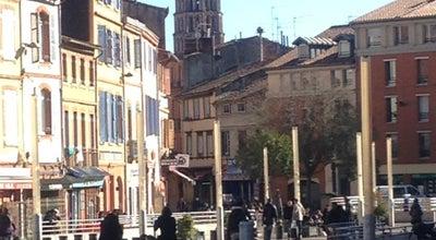 Photo of Plaza Place Arnaud Bernard at Place Arnaud Bernard, Toulouse 31000, France