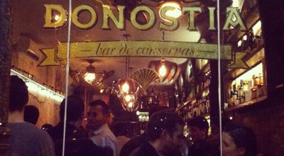 Photo of Spanish Restaurant Donostia at 155 Avenue B, New York, NY 10009, United States