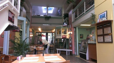 Photo of American Restaurant The Bayou Cafe at 118 E Court, Tarpon Springs, FL 34689, United States