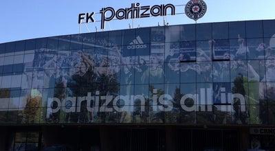 Photo of Soccer Stadium Stadion F.K. Partizan | JNA at Humska 1, Belgrade 11000, Serbia