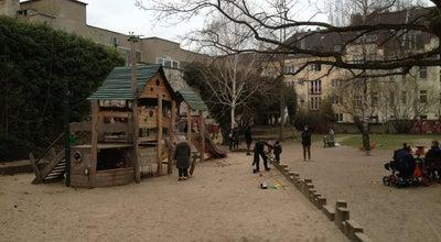 Photo of Playground Spielplatz Altstadt at Bonn, Germany
