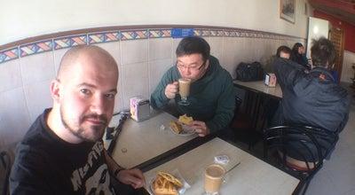 Photo of Breakfast Spot O Forninho Da Sé at Portugal