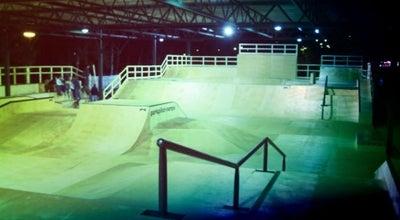 Photo of Skate Park Skatepark at Šimkovy Sady, Hradec Králové, Czech Republic