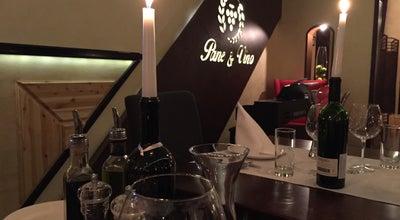 Photo of Italian Restaurant Pane & Vino at Сарайшык, 5, Astana 010001, Kazakhstan