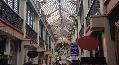 Photo of Mall Clifton Arcade at 1 Boyce's Ave, Clifton BS8 4AA, United Kingdom