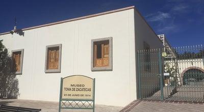 Photo of History Museum Museo Toma De Zacatecas at Zacatecas, Mexico