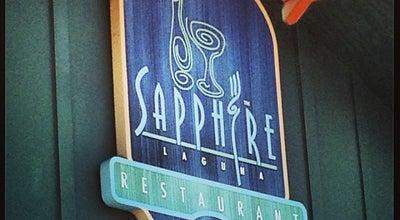 Photo of American Restaurant Sapphire Laguna at 1200 S Coast Hwy, Laguna Beach, CA 92651, United States
