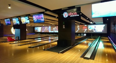 Photo of Bowling Alley Alboa Patriotismo at Av. Patriotismo 201, Col. san pedro De Los Pinos 03800, Mexico