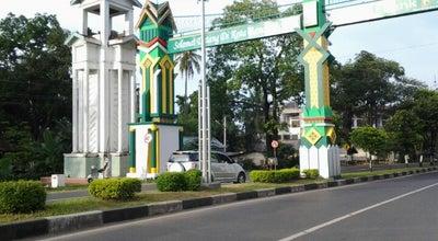 Photo of Monument / Landmark Tugu Batas Kota at Jln. Banda Aceh - Lambaro, Aceh Besar, Indonesia