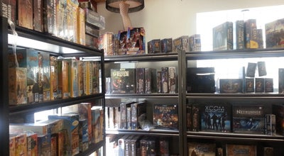 Photo of Toy / Game Store Game Knight Games & Cool Stuff at 726 Osborne St, Winnipeg, MB R3L 2C2, Canada