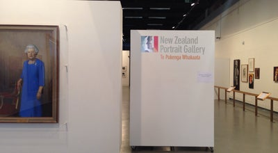 Photo of Art Gallery The New Zealand Portrait Gallery at 59 Jervois Quay, Wellington 6011, New Zealand