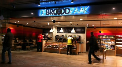 Photo of Sandwich Place De Broodzaak at Station Rotterdam Centraal, Rotterdam 3013 HA, Netherlands