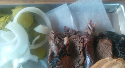 Photo of BBQ Joint Black's BBQ, The Original at 3110 Guadalupe St, Austin, TX 78705, United States