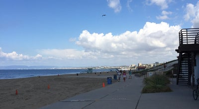 Photo of Beach End of Bike Path - Torrance at Torrance, CA, United States