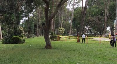 Photo of Park Parque pampas de la quinua at Peru