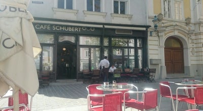 Photo of Cafe Cafe Schubert at Herrenplatz 1, Sankt Pölten 3100, Austria