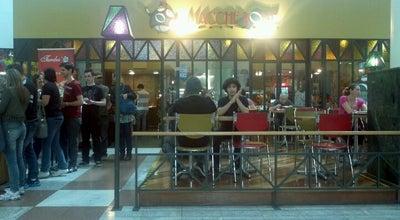 Photo of Italian Restaurant Maccherone Trattoria at Monet Plaza Shopping, Santa Maria 97050-801, Brazil