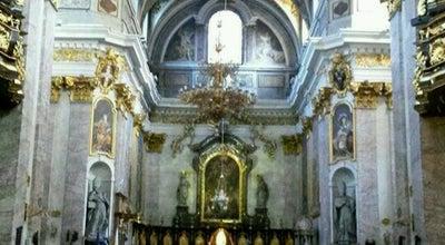 Photo of Church Stolnica Sv. Nikolaja / The Cathedral at Dolničarjeva Ul. 1, Ljubljana 1000, Slovenia