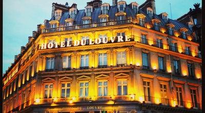Photo of Hotel Hôtel du Louvre at Place André Malraux, Paris 75001, France