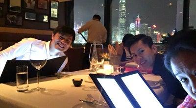 Photo of Steakhouse The Steak House Winebar + Grill at Intercontinental Hong Kong, 18 Salisbury Rd, Tsim Sha Tsui, Hong Kong