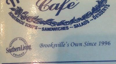 Photo of Cafe Mallie Kyla's Cafe at 510 E Liberty St, Brooksville, FL 34601, United States