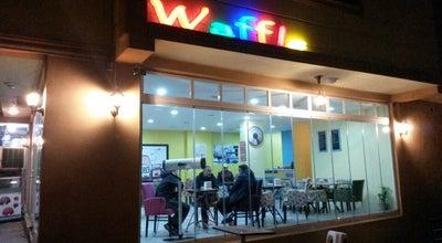 Photo of Cafe Cadde Waffle at Valilik Yolu, İgdir, Turkey