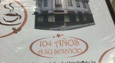 Photo of Breakfast Spot Restaurante y café Chelles at Avenida Central, San José costa rica, Costa Rica