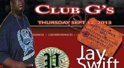 Photo of Nightclub Club G's at 1195 W South Blvd, Montgomery, AL 36105, United States