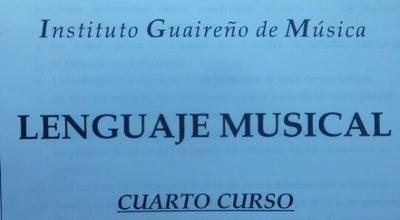 Photo of Music Venue Instituto Guaireño de Música at Paraguay
