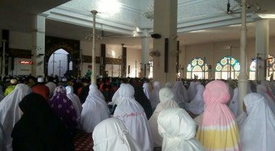 Photo of Mosque Masjid Kuarters KLIA at Malaysia
