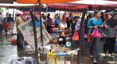 Photo of Butcher Pasar Semenyih - Morning Wet Market at Pasar Semenyih, Semenyih 43500, Malaysia