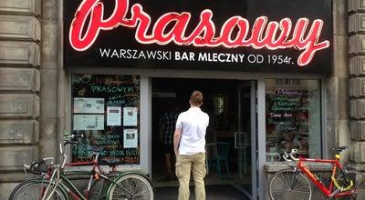 Photo of Diner Bar Mleczny Prasowy at Marszałkowska 10/16, Warszawa 00-590, Poland