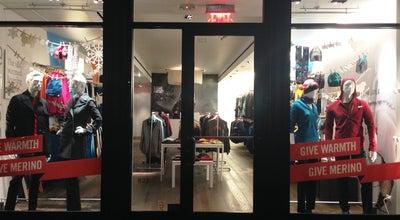 Photo of Clothing Store Icebreaker Meatpacking District at 823 Washington St, New York, NY 10014, United States