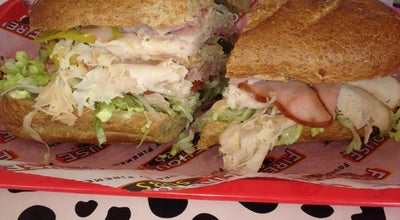 Photo of Sandwich Place Firehouse Subs at 1365 Bass Pro Dr., Saint Charles, MO 63301, United States