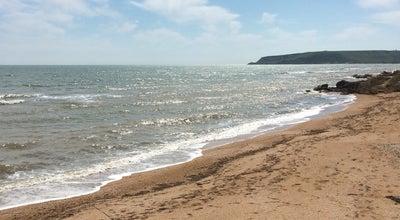 Photo of Beach Пляж пос. Заветное at Пос. Заветное, Ленинский район, Ukraine