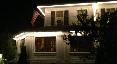 Photo of American Restaurant Atria at 137 Main St, Edgartown, MA 02539, United States