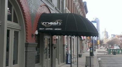 Photo of American Restaurant Mesh at 725 Massachusetts Ave, Indianapolis, IN 46204, United States