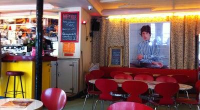 Photo of Cafe Le Basile at 34 Rue De Grenelle, Paris 75007, France