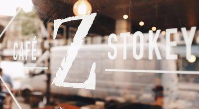 Photo of Cafe Café Z Bar at 58 Stoke Newington High St., London N16 7PB, United Kingdom