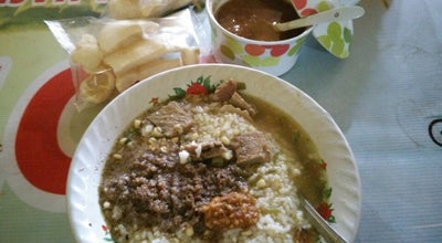 "Photo of Asian Restaurant Soto ""DOK"" Pak Ambar at Jl. Sultan Agung, Lumajang, Indonesia"