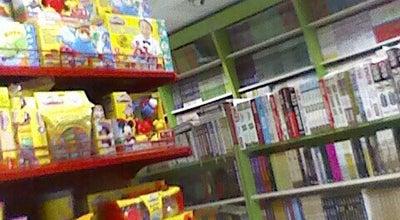 Photo of Bookstore Gökkuşağı Kitabevi at Atatürk Bulvarı, Talas, Turkey
