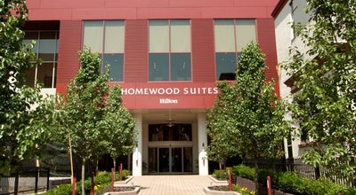 Photo of Hotel Homewood Suites by Hilton University City Philadelphia at 4109 Walnut St, Philadelphia, PA 19104, United States