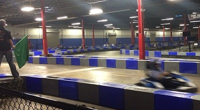 Photo of Racetrack Music City Indoor Karting at 400 Davidson St, Nashville, TN 37213, United States