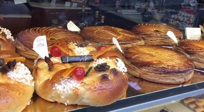 Photo of Bakery La Cerise sur le Gâteau at 3 Rue Sophie Germain, Paris 75014, France