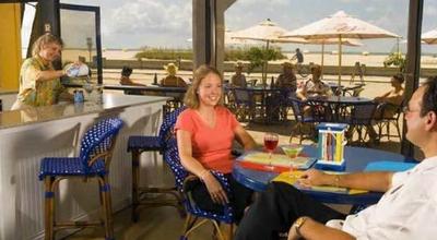 Photo of Breakfast Spot Bazzie's Beach Bar at 10700 Gulf Blvd, Treasure Island, FL 33706, United States