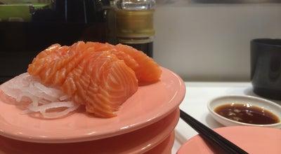 Photo of Sushi Restaurant 争鲜回转寿司 Sushi Express at 中山路18号, 南京市, 江苏, China